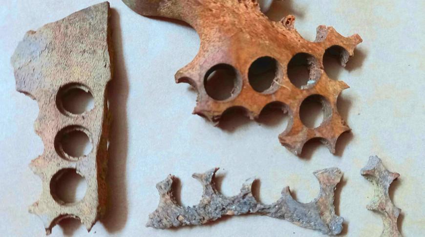 В Москве нашли 285 артефактов на территории бывшего императорского воспитательного дома