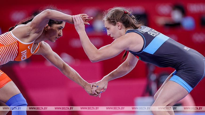 Белорусская спортсменка Ванесса Колодинская одержала вторую победу на Олимпиаде в Токио