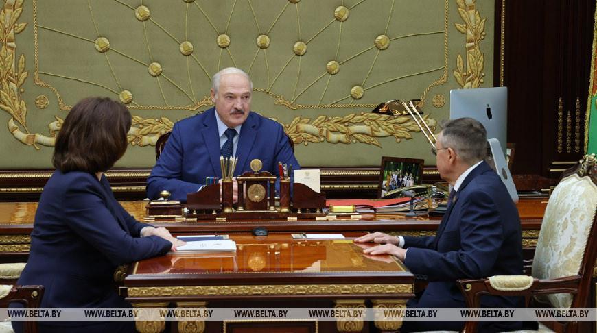 Лукашенко о разработке месторождений в Беларуси: если бы нам 8-9 млн т нефти, жили бы лучше самых богатых стран
