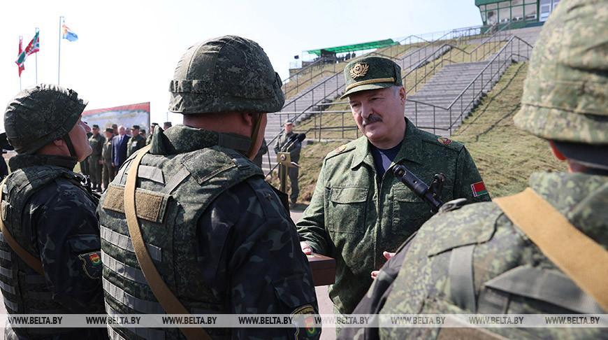 Лукашенко: мы видим новые риски и вызовы на западе Союзного государства