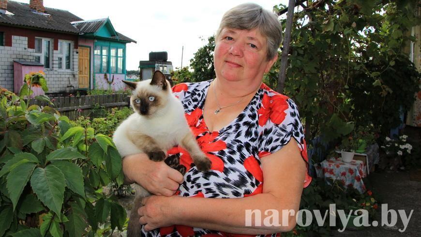 Елена ЗЕЗЕТКО из Вербовичей — прекрасный образец скромности, доброты и хозяйственности