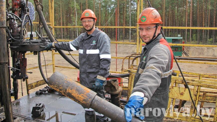 Специалисты уверены: нефть на Наровлянщине есть