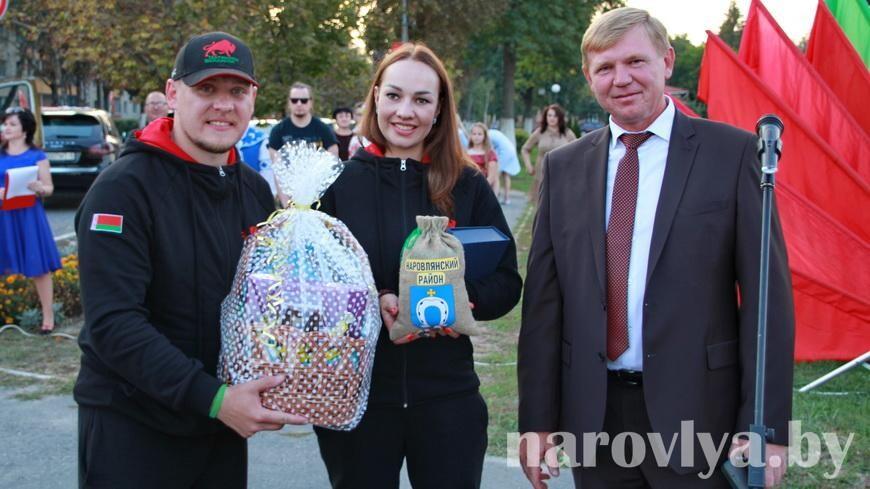 Видео. «Патриоты Беларуси» посетили Наровлю