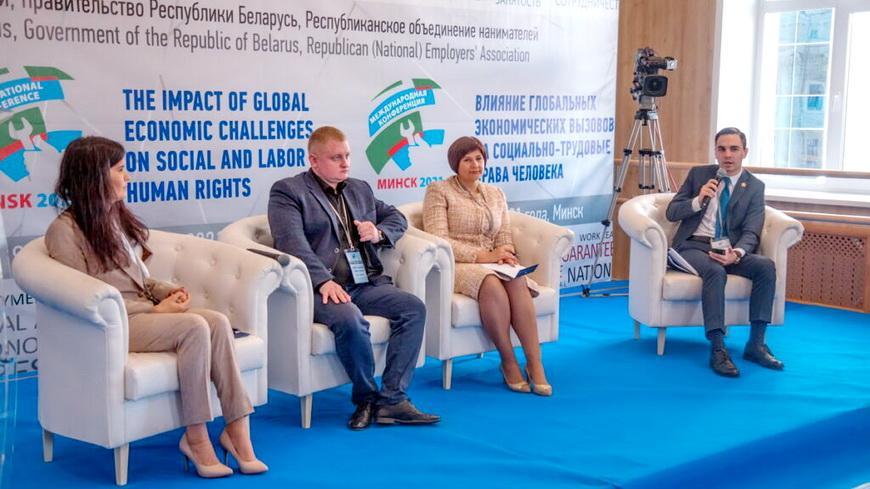 Санкции против Беларуси могут стать причиной безработицы среди молодежи
