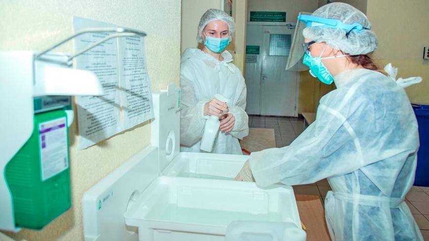 В Беларуси новая волна COVID-19. Профсоюзы проверяют наличие СИЗ в медучреждениях
