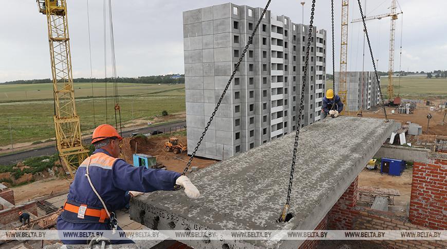 Профсоюзы Гомельщины проверяют готовность стройотрасли к осенне-зимнему периоду
