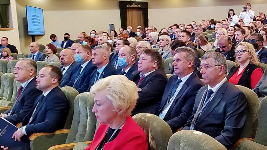 Алексей Неверов: «Мы покажем пример той солидарности, которую вокруг себя создала Беларусь»