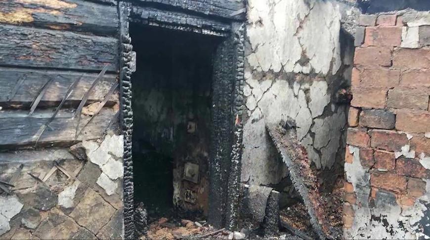 Двое парней обокрали и подожгли дачу в Жлобинском районе