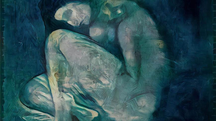 Исследователи восстановили изображение обнаженной женщины под картиной Пикассо